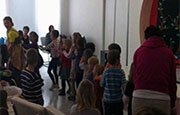 otroske gledaliske prireditve predstave - Glasbeno plesna animacija