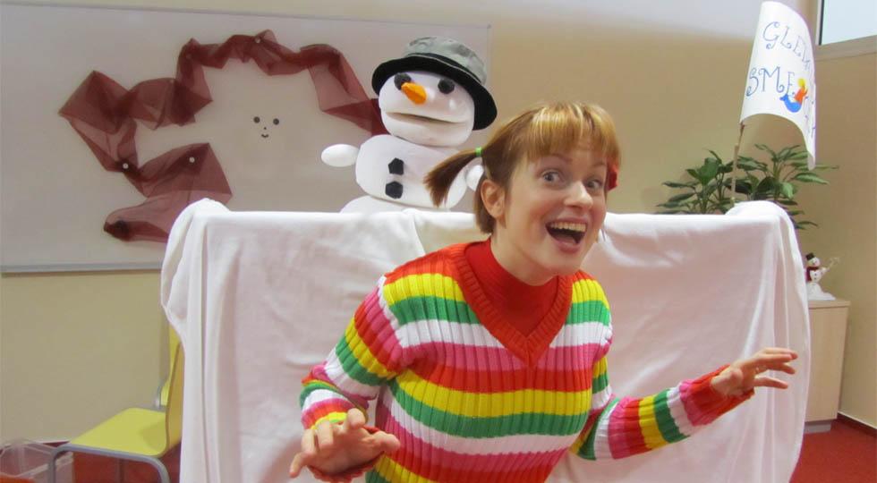 Predstava - Čarobni snežak
