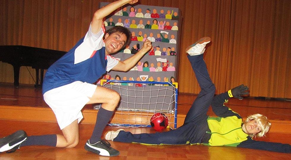 Predstava- Športna pravljica
