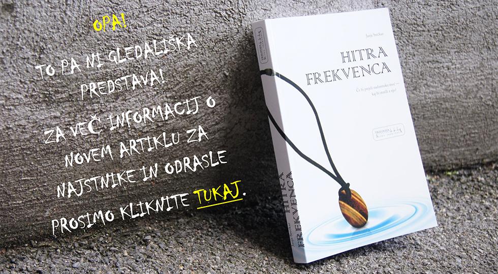 ZF. trilogija - Janja Srečkar
