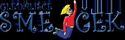 Gledališče Smejček Logo